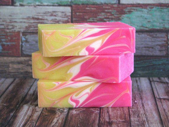 Handmade Soap, Guava Fig Soap, Vegan Artisan Soap, Homemade Soap For Her, Luxury Gift, Special, Gift Guide, Spring, Summer