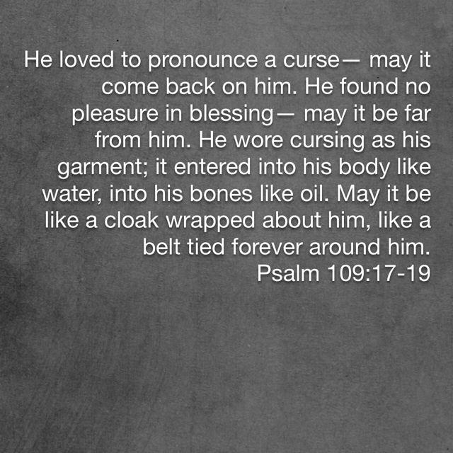 Psalm 109