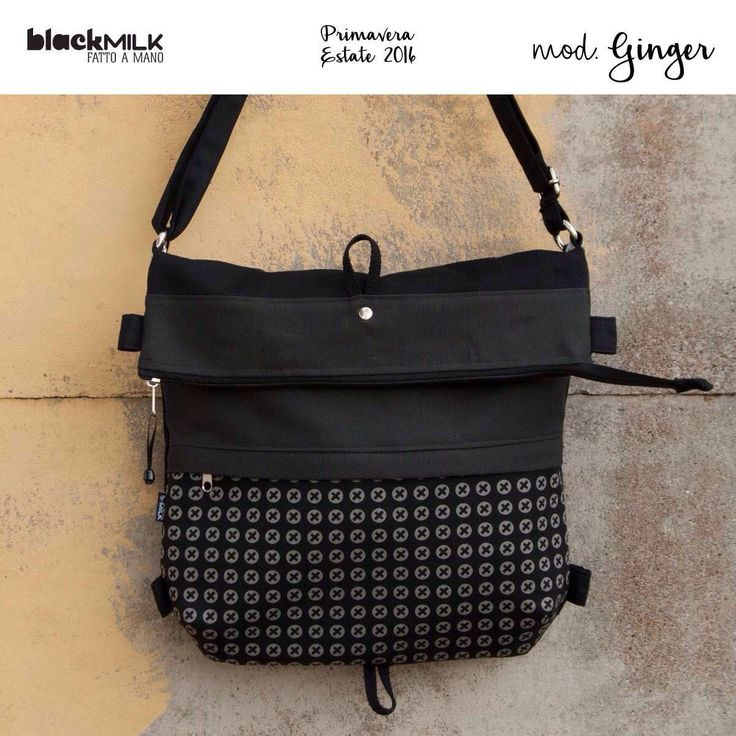 Borsa Ginger | PE2016 Borsa zaino Bag And backpack