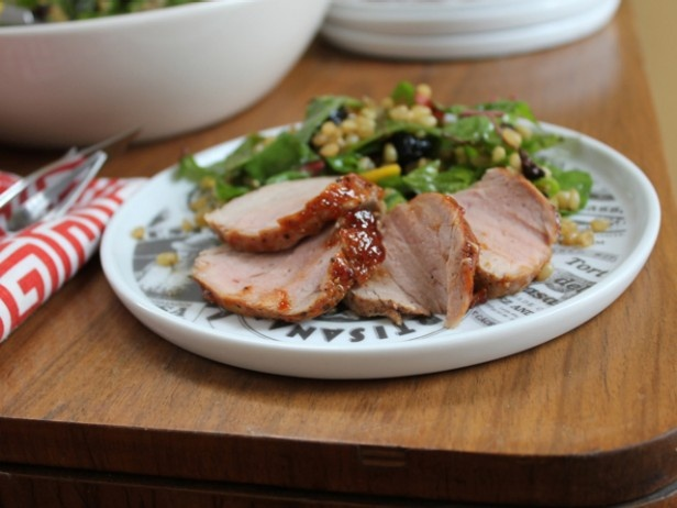 Easy Pork Loin Recipe | Glazed Pork, Pork Loin and Pork Loin Recipe
