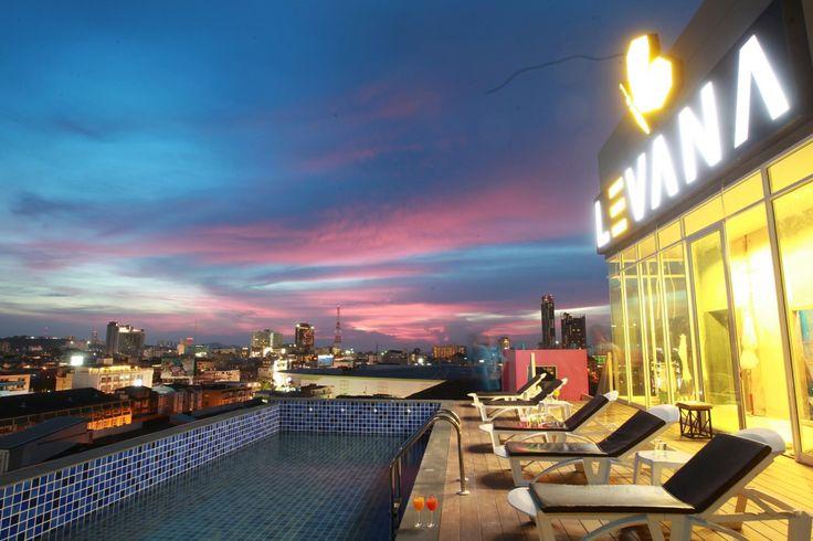 Pattaya LEVANA PATTAYA HOTEL Thailand, Asia