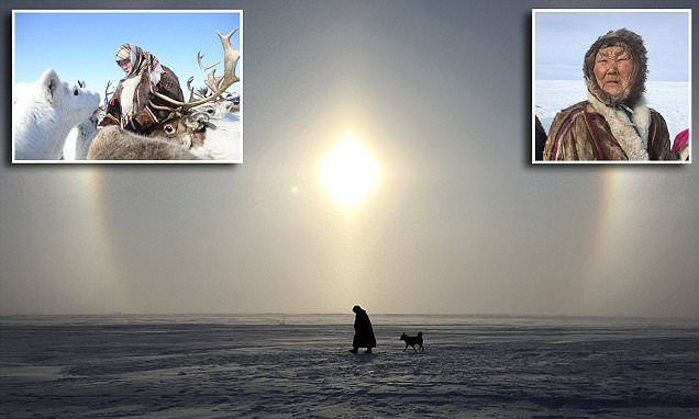 The Siberian Nenets tribe who survive in a -50C climate