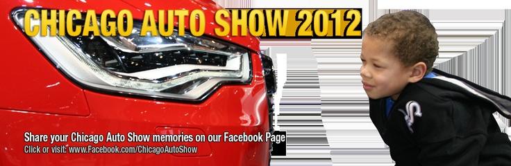 2012 Chicago auto show Feb. 10-19