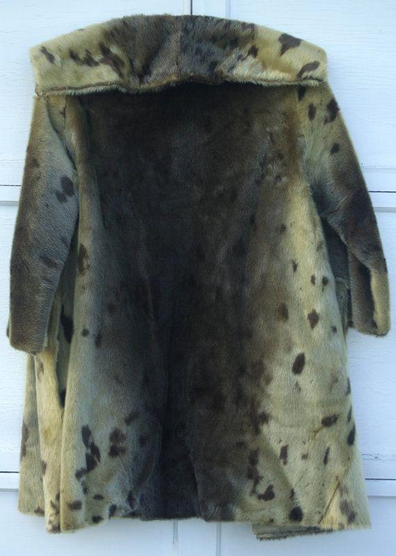 vintage seal fur coat eBay