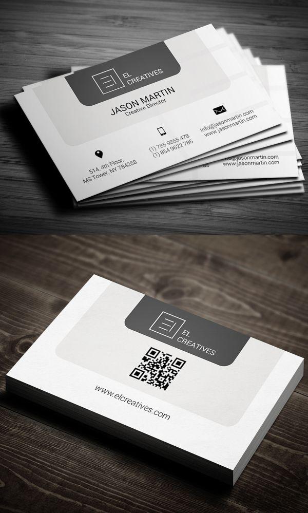 Corporate Business Card #businesscards #psdtemplate #printready #businesscardtemplate