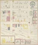 Sanborn Fire Insurance Map from Dexter, Dallas County, Iowa.