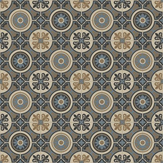 Vinyl Floor - New Quality Non Slip Flooring Lino Kitchen Lisbon Baroque 761 Chic in Home, Furniture & DIY, DIY Materials, Flooring & Tiles | eBay!
