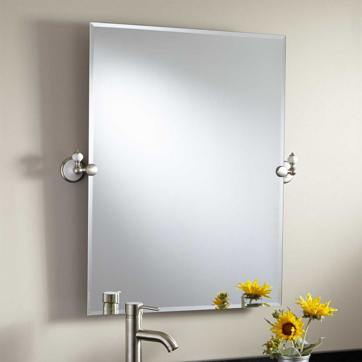32 Adelaide Rectangular Tilting Mirror