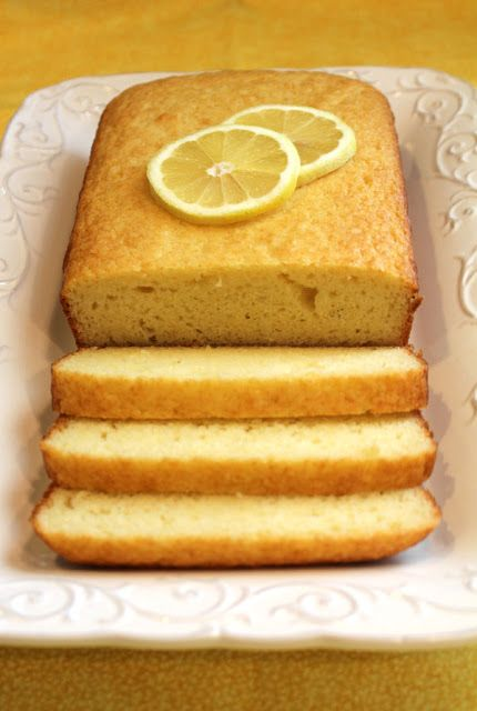 French Yogurt Cake (Gateau au Yaourt) is one of the first cakes French children learn to make.