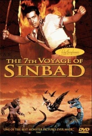 Фильм Седьмое путешествие Синдбада - cмотреть онлайн бесплатно на Экранка.ТВ