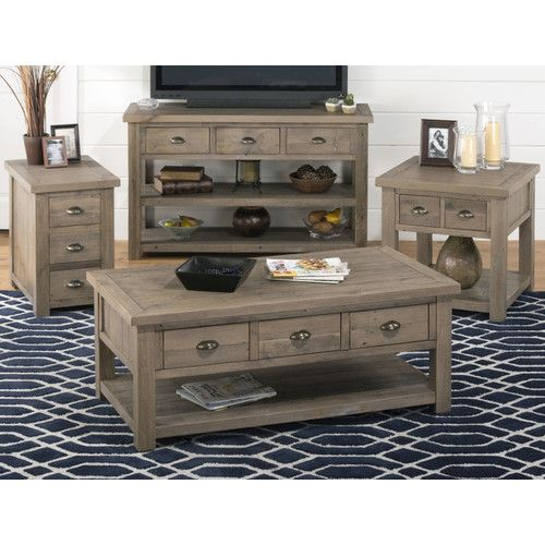 Found it at Wayfair - Slater Mill Coffee Table Set