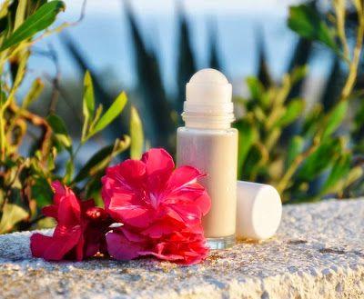 Receta para elaborar desodorante casero con ingredientes naturales y sanos. Desodorantes sin aluminio