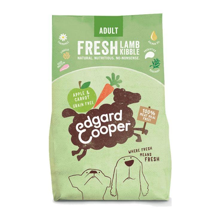Edgard&Cooper Lamb -kuivaruoka koiralle