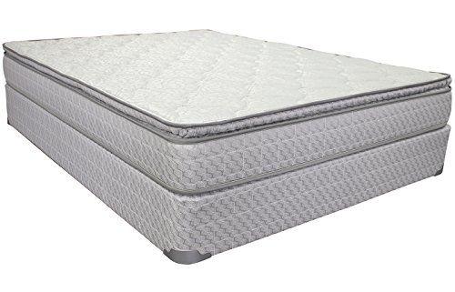 Corsicana Twin Arabella Broyton Pillow Top Mattress Pillow Top