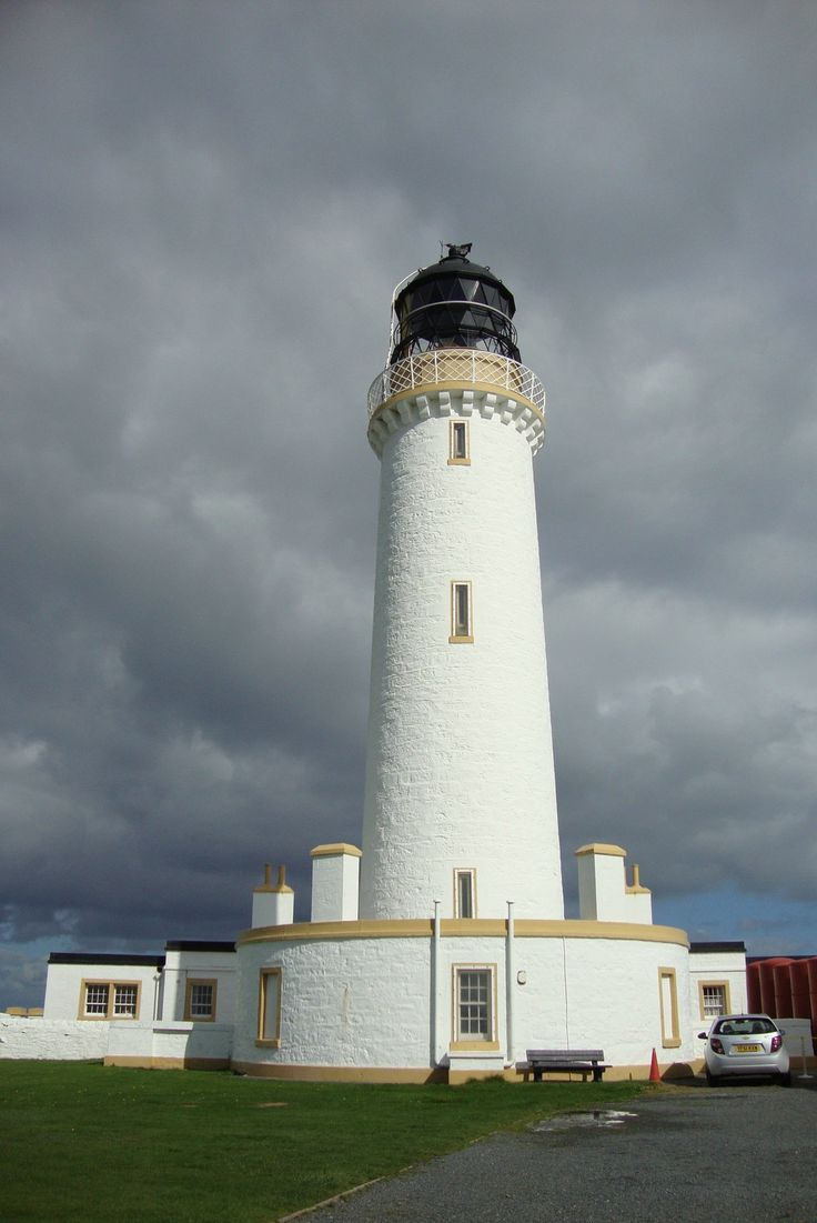 Mull of Galloway Lighthouse - most southerly point in Scotland