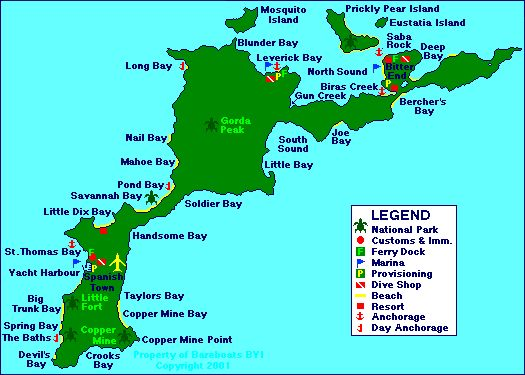1000 images about Virgin Islands USVI and BVINice on – Map Usvi