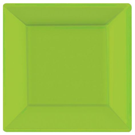 Lime Square Dinner Paper Plates. 20 kiwi paper plates. 10  square Heavy weight  sc 1 st  Pinterest & 86 best Toy Story party ideas! images on Pinterest | Birthdays Toy ...