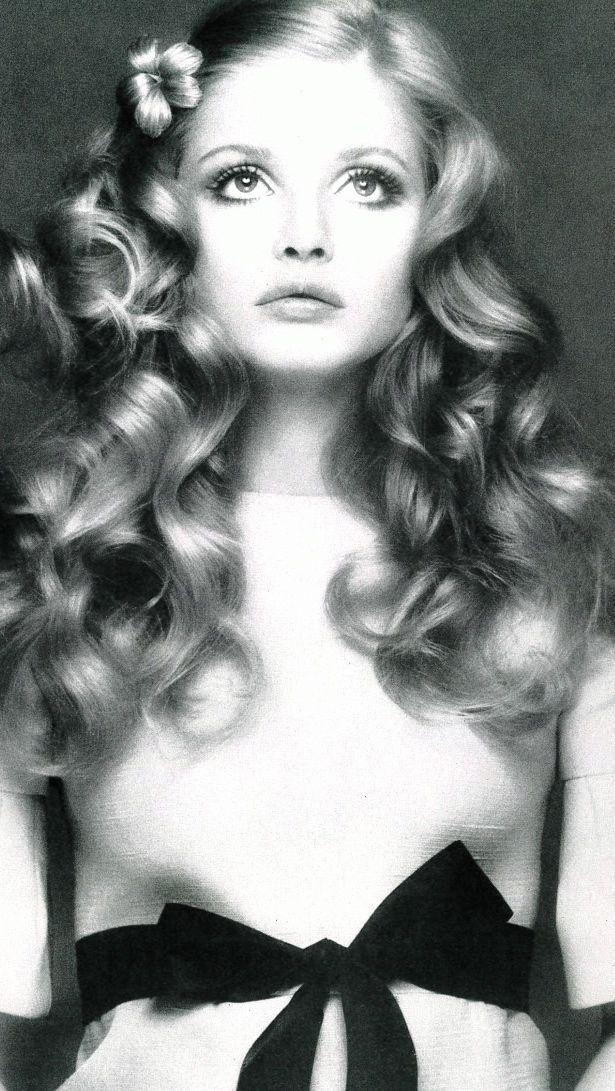Swedish actress Ewa Aulin, Vogue Italia November 1970