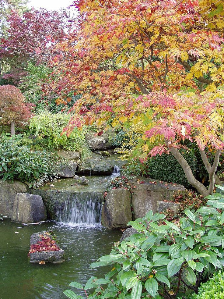 Japanischer Garten 2 - Садово-парковое искусство — Википедия