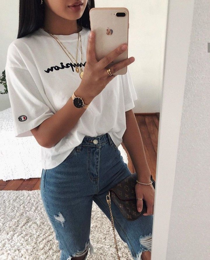 Ropa Clothes Instagram: Thanya W. – #Clothes #inst…