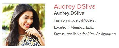 Audrey D'Silva is a beauty #pageant #winner, #actress, #anchor & an online love guru! Multi-Talented! #ArtistizeWomen