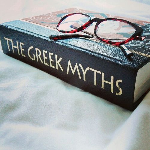 I have an idea. Let's look into these Greek myths. Then Norse and Roman. All the myths. Once we know them, then we search for those creatures. They're out there, I know it.