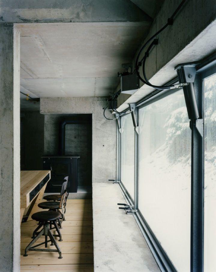 Hutznhaisl | by AFF Architects