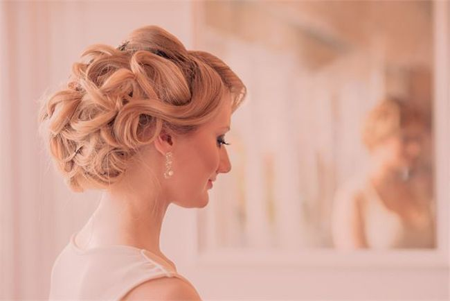 1000 Ideas About Wedding Hairstyles On Pinterest: 1000+ Ideas About Curly Wedding Updo On Pinterest