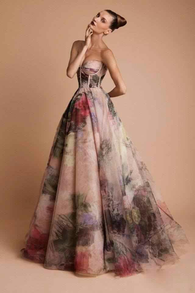 rani zakhem dress                                                                                                                                                      More