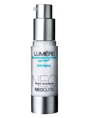 Neocutis Lumiere Bio-Restorative - InStyle Best Beauty Buys 2013 Eye Cream Winner     If you look like you haven't slept in forever, gently tap on this do-gooder. Caffeine constricts blood vessels to nix darkness, says N.Y.C. dermatologist Debra Jaliman, while hyaluronic acid lifts and hydrates so your skin appears plumper and smoother.  $80