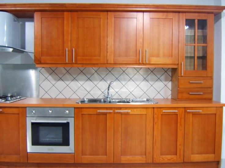 Pictures Of Kitchen Cabinets | Cabinets For Kitchen: Wood Kitchen Cabinets  Pictures