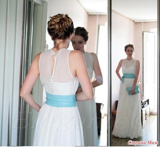Платье на десятую годовщину свадьбы