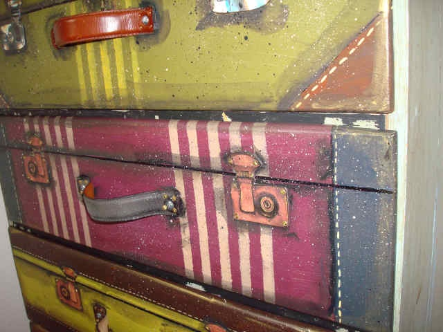 Upcycled Trunk Ideas