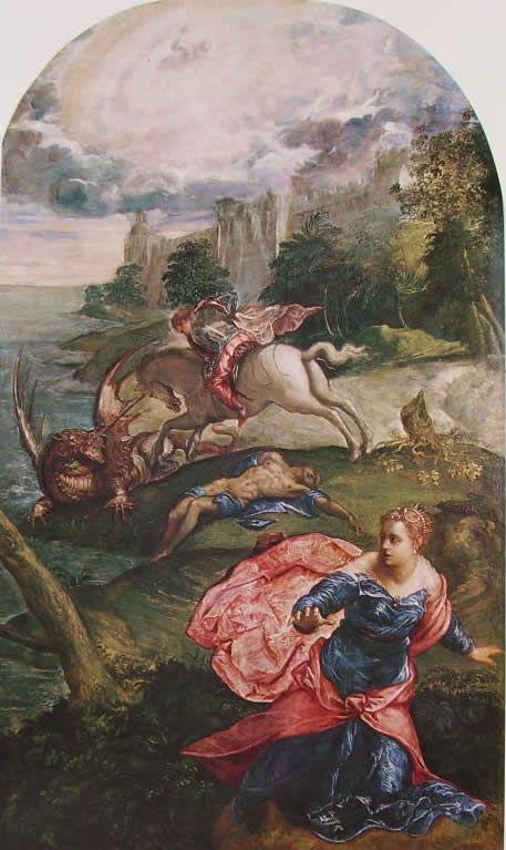 Jacopo Tintoretto, 1560 circa. National Gallery di Londra