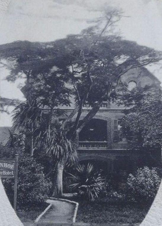 Ivanhoe Hotel, West Street, Durban