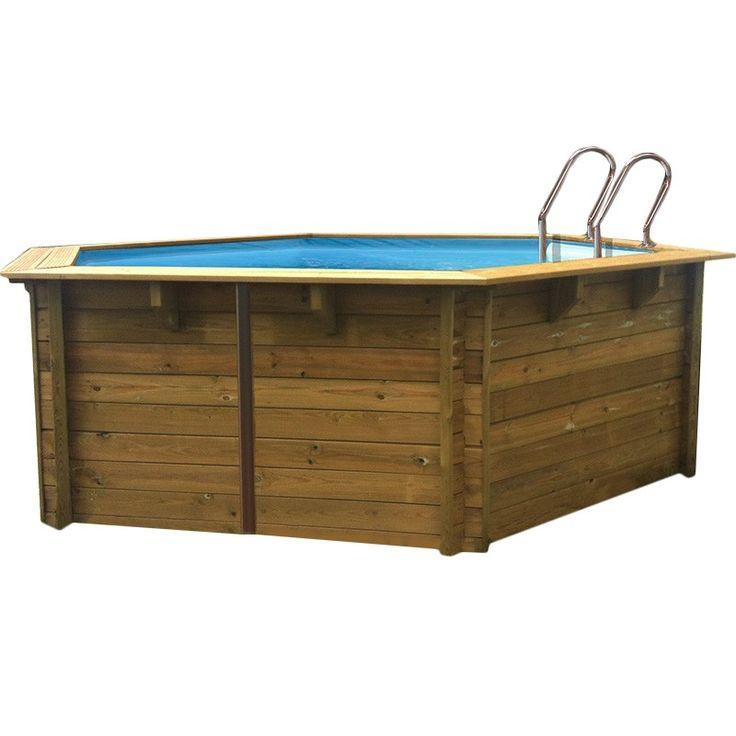Las 25 mejores ideas sobre piscinas gre en pinterest for Escalera piscina gre
