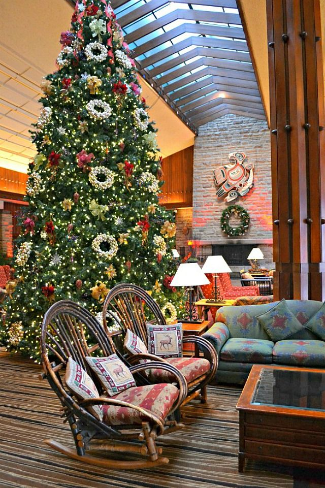 50 best images about christmas in november event on for Decore hotel jasper