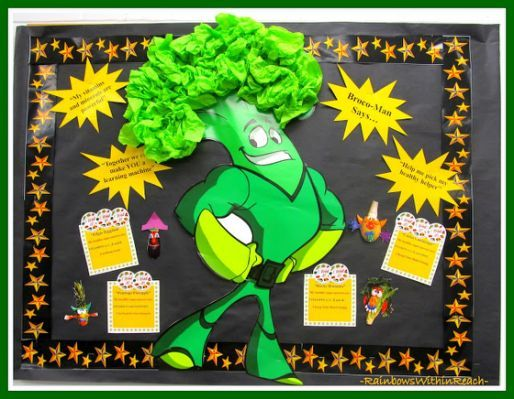 Kinder Garden: 1000+ Ideas About Welcome Bulletin Boards On Pinterest