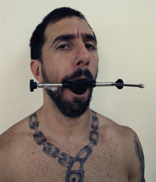 Brace Gag by Mister B. Awesome Toy!! #misterb #mrb #mouthgag…