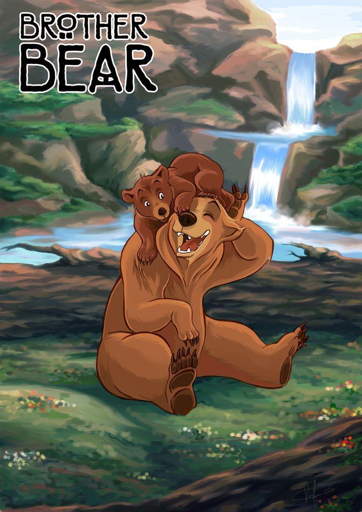 117 best Disney's: Brother Bear images on Pinterest ...