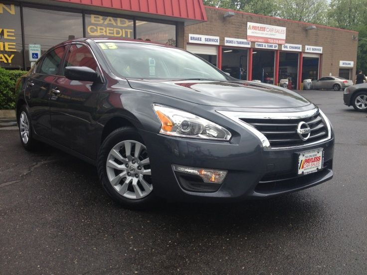 2013 Nissan Altima S South Amboy, New Jersey Payless Car