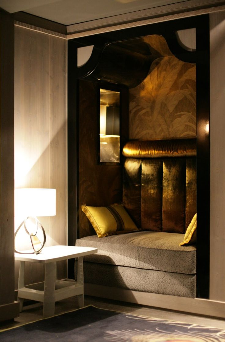 Hotel La Sivoliere - COURCHEVEL 1850, Tristan Auer #interiordesign #luxury #hotel
