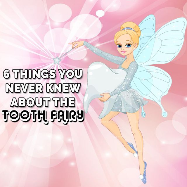 6 Things You Never Knew about the #ToothFairy Thx @APDkidsmiles #oralhealth #dentalcare #BreakingNews