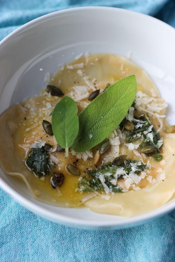 Recept 'Pompoenravioli' | njam!