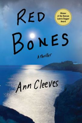 Red Bones (Shetland Island Series #3)