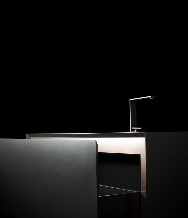 Scandinavian Interior Design From INITI. Changing The World Of Bathrooms.  This Is Bold Corian