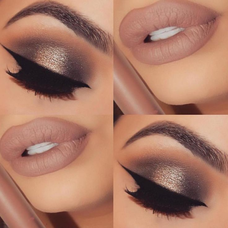 Sultry Makeup Look *Click Pic for Makeup Details* (Pic: @mua_nina) ♡♥♡♥♡♥
