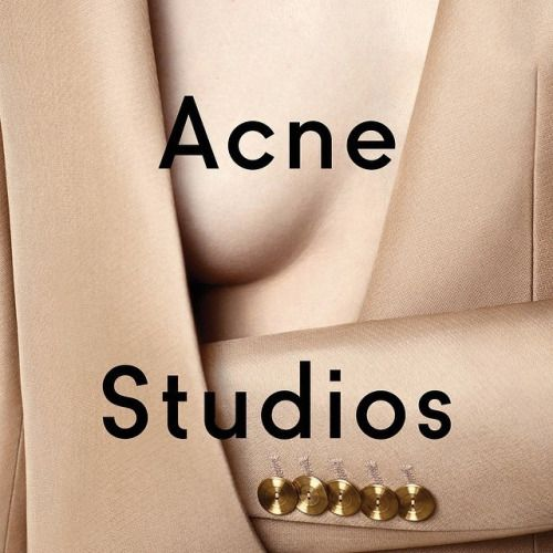 Acne Studios, spring 2015photographed by Viviane Sassen