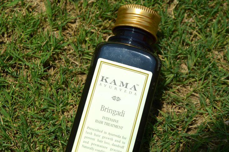Kama Ayurveda Bringadi Intensive Hair Treatment Review | Aarushi Jain