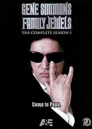 Gene Simmons Family Jewels: The Complete Season 5
